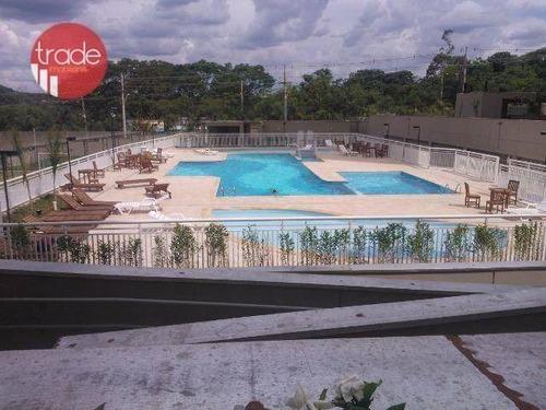 Imagem 1 de 5 de Apartamento Com 3 Dormitórios À Venda, 104 M² Por R$ 563.000,00 - Vila Do Golf - Ribeirão Preto/sp - Ap6008