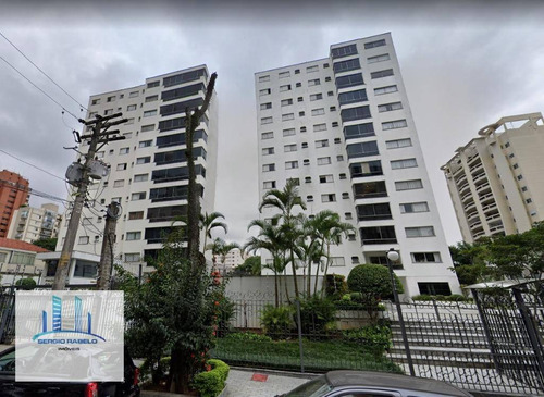 Imagem 1 de 15 de Apartamento Com 4 Dormitórios À Venda, 235 M² Por R$ 1.800.000,00 - Moema - São Paulo/sp - Ap3687
