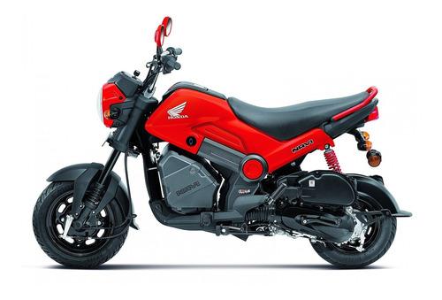 Moto Honda Navi 110 Automática - Roja