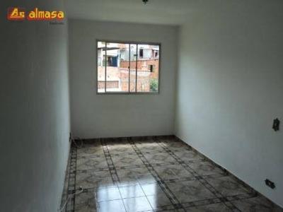 Apartamento Com 2 Dormitórios À Venda, 55 M² Por R$ 180.000,00 - Cocaia - Guarulhos/sp - Ap0230