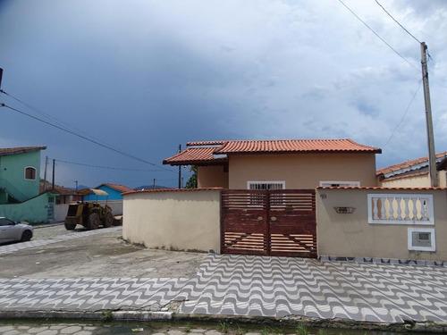 Lote Inteiro 1ªquadra À Venda, Flórida Mirim, Mongaguá. - Ca0305