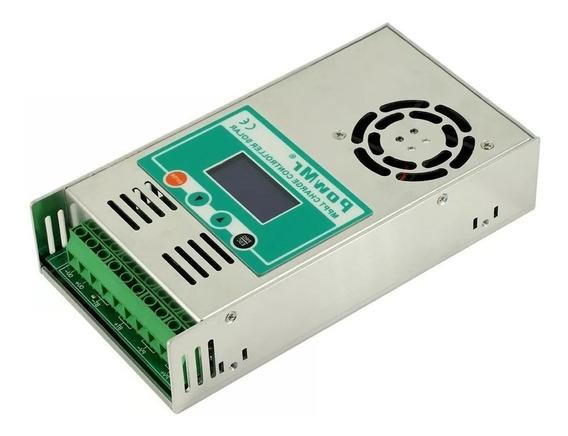 Controlador Regulador Carga 60a Solar Mppt Real 12/24/36/48v