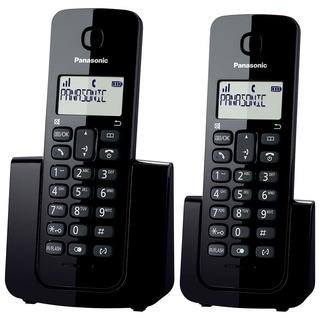 Telefone Panasonic Kx - Tgb112lbb Sem Fio Combo Dect 6.0