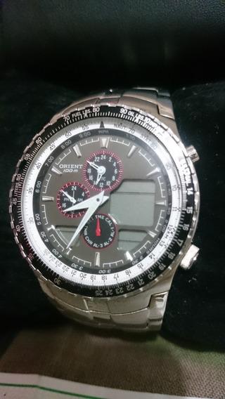 Relógio Orient Multi-funções