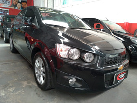 Sonic Sedan Ltz 2012