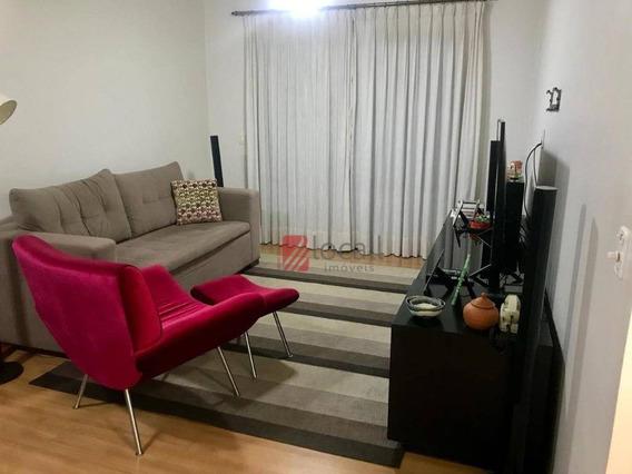 Apartamento Com 3 Dormitórios À Venda, 130 M² Por R$ 460.000 - Centro - São José Do Rio Preto/sp - Ap2131