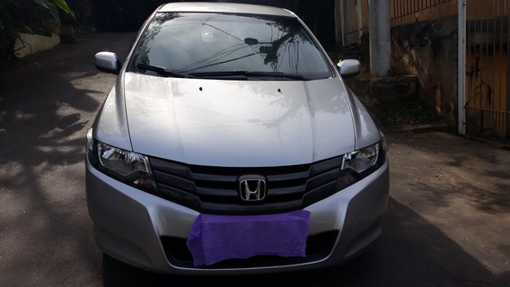 Honda City 1.5 Dx Flex 4p 2012