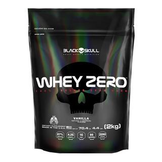 Whey Zero Refil 4,4lbs Baunilha