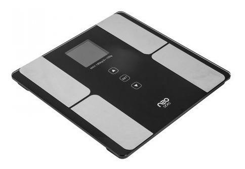 Báscula Digital Neo Sens Negro Envio Gratis