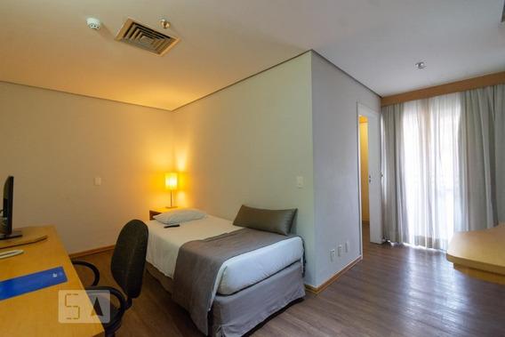 Apartamento Para Aluguel - Jardim Bela Vista, 1 Quarto, 30 - 892887822