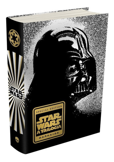 Star Wars - A Trilogia-special Edition (português) Capa Dura