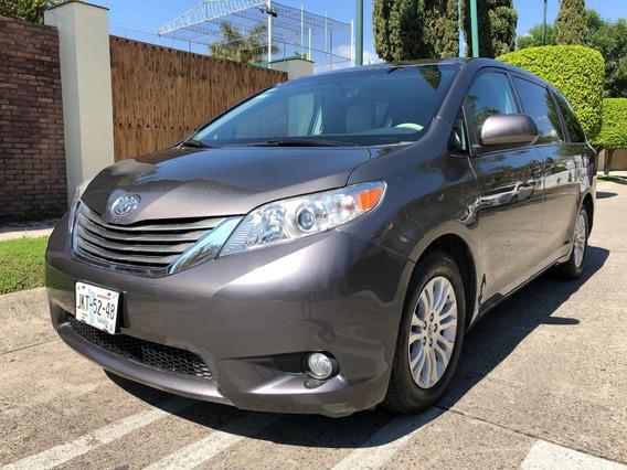 Toyota Sienna Xle Tela Puertas Electricas 3.5 Aut A/a Rin 17