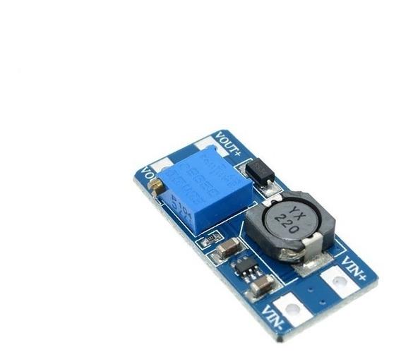 Módulo Arduino Dc Step-up Conversor Regulador Mt3608 Pic Arm