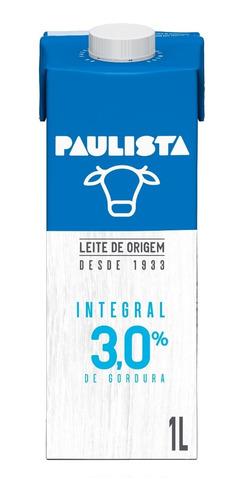 Leite Paulista Edge Integral 1l