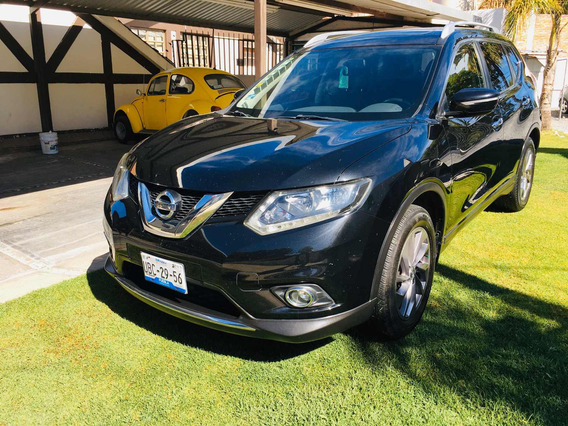 Nissan X-trail 2.5 Advance 3 Row Cvt 2016