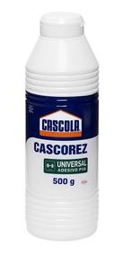 Cola Branca Cascola Cascorez Universal Adesivo Pva 500g