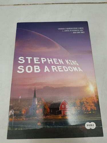 Livro - Sob A Redoma (under The Dome) - Stephen King