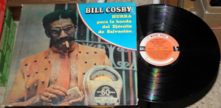 Bill Cosby Hurra Para Banda Del Ejército De Salvación Vinilo