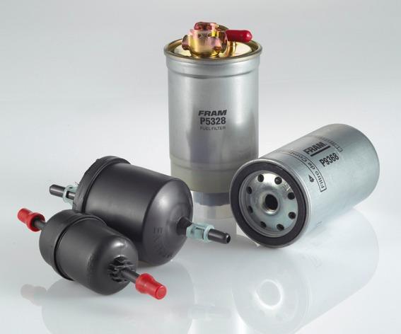 Filtro Combustivel Fram Cg 150 09/10 Bico Grosso Torto