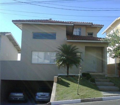 Casa Com 3 Dormitórios À Venda, 225 M² Por R$ 900.000,00 - Condomínio São Francisco - Vinhedo/sp - Ca2231