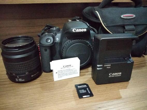Canon Rebel Eos Canon T5i Muito Nova
