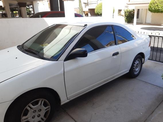Honda Civic 1.8 Coupe Ex At 2001