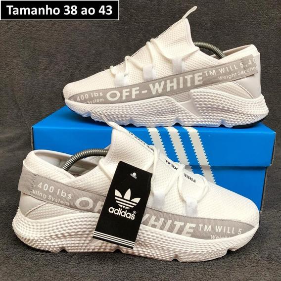 Calçado Tênis Importado Off White Super Estiloso (38 Ao 43)