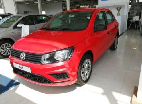 Volkswagen Gol 1.6 Trendline Mecanico 2021