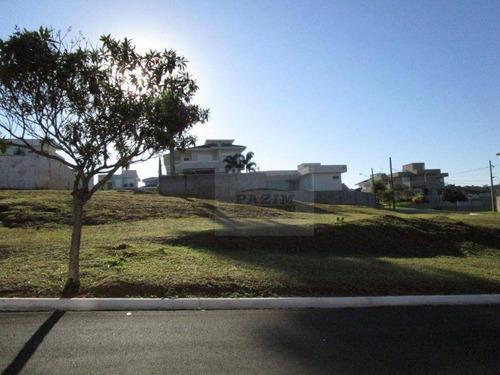 Terreno À Venda, 600 M² - Condomínio Terras De Vinhedo - Vinhedo/sp - Te2406
