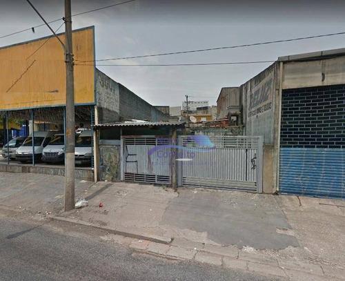 Imagem 1 de 1 de Terreno À Venda, 256 M² Por R$ 1.000.000,00 - Vila Ema - São Paulo/sp - Te0065