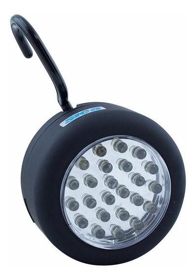 Linterna Portatil 24 Leds Ideal Emergencias Sica Oficial