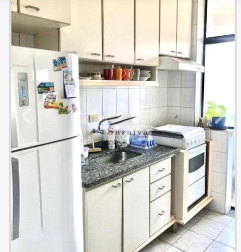 Imagem 1 de 25 de Apartamento Com 2 Dormitórios À Venda, 60 M² Por R$ 275.000,00 - Rudge Ramos - São Bernardo Do Campo/sp - Ap1345
