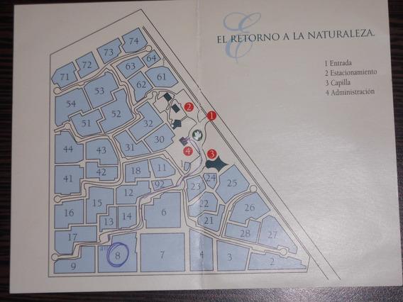 Parcela En Cementerio Parque Jardin De Paz
