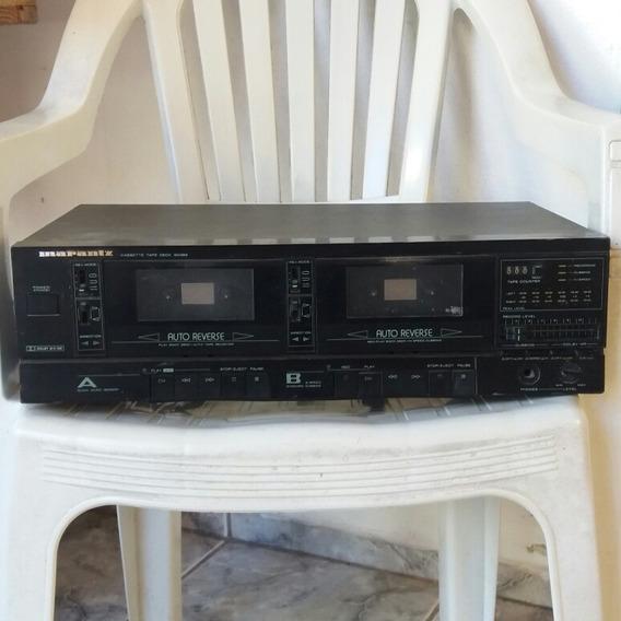 Tape Deck Marantz Sd385 (leia O Anúncio)