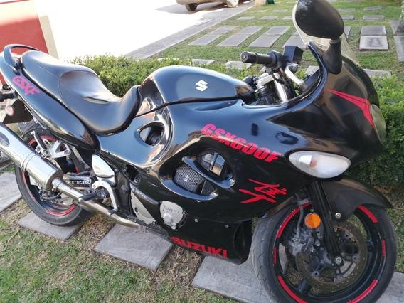 Suzuki Gsx-r600 Cc