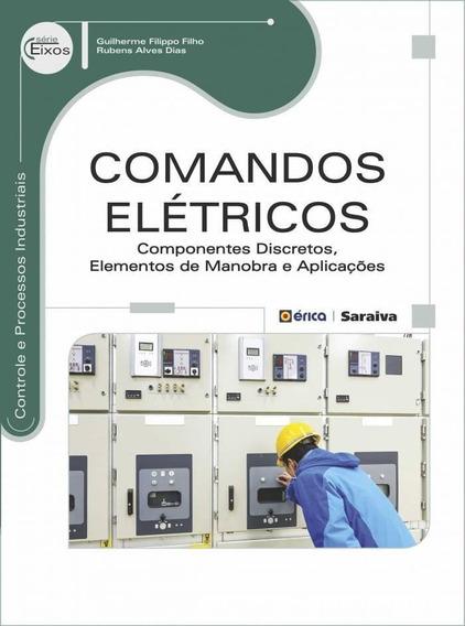 Comandos Elétricos - Componentes Discretos, Elementos De Ma