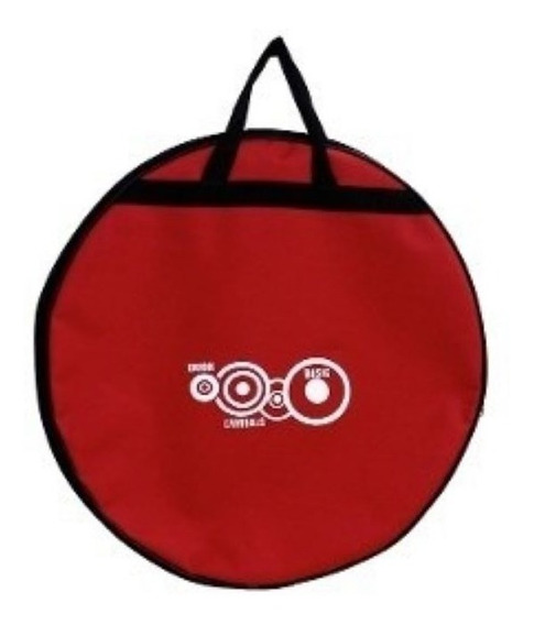 Bag Capa De Pratos De Bateria Orion Basic Bp01 Nf-e