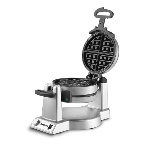 Cuisinart Waf-f20 Waflera Belga Doble Profesional 1400 Watts