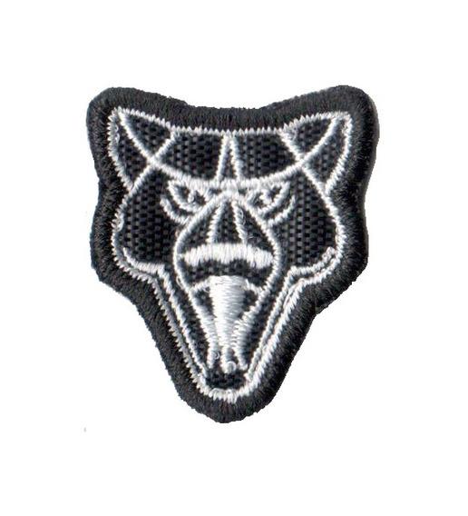 Bordado Patch Talysma P/ Camiseta Jaqueta Cabeça De Puma