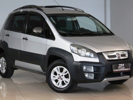 Fiat Idea Adventure 1.8 16v Flex, Jjj9458