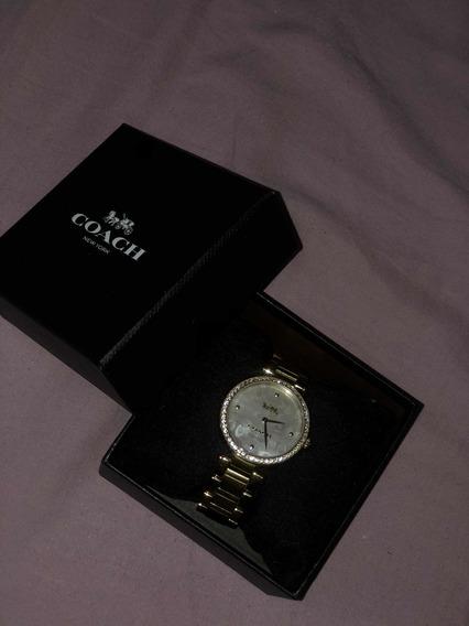 Relógio Coach New York - Cristais Swarovski - Loja Vivara