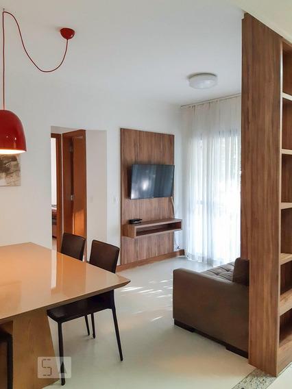 Apartamento Para Aluguel - Higienópolis, 1 Quarto, 41 - 893096472