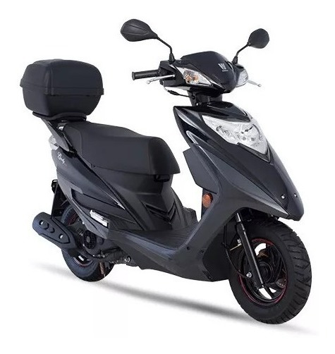 Suzuki Burgman 125 | Neo 125 | Haojue Lindy 125 0km - ( Ale)