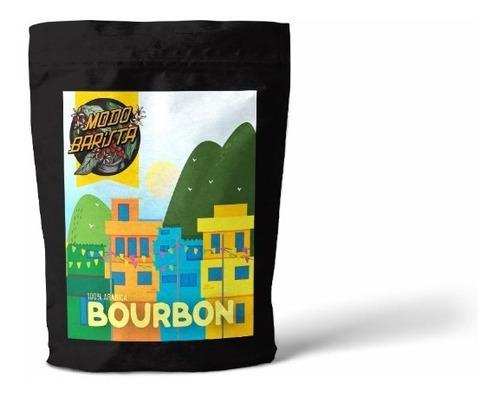 Imagen 1 de 2 de Cafe De Especialidad Tostado Brasil Bourbon - 1/4 Kg