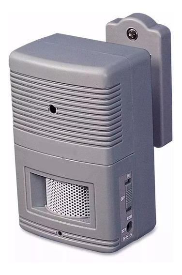 Anunciador Sensor De Presença Sonoro Sd-300d - Semi