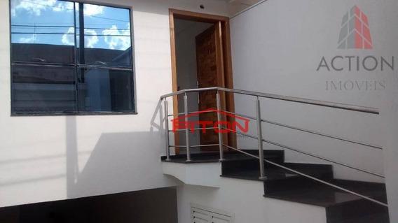 Sobrado Com 2 Dormitórios À Venda, 121 M² Por R$ 550.000,00 - Chácara Tatuapé - São Paulo/sp - So1768