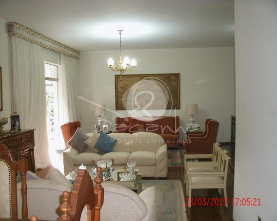 Casa A Sobradada Para Venda No Jardim Paraíso Em Campinas - Imobiliária Em Campinas - Ca00367 - 4437631