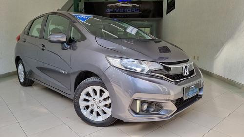 Imagem 1 de 15 de Honda Fit 1.5 Lx 16v