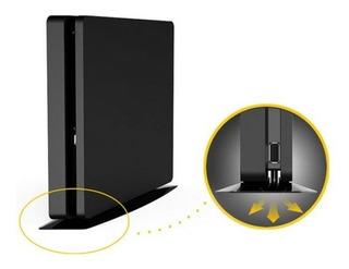 Base Ps4 Slim Base Vertical 100% Estable Disipa Calor Titan