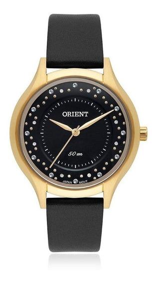 Relógio Feminino Orient Analógico Swarovski Fgsc0014 P1px Co
